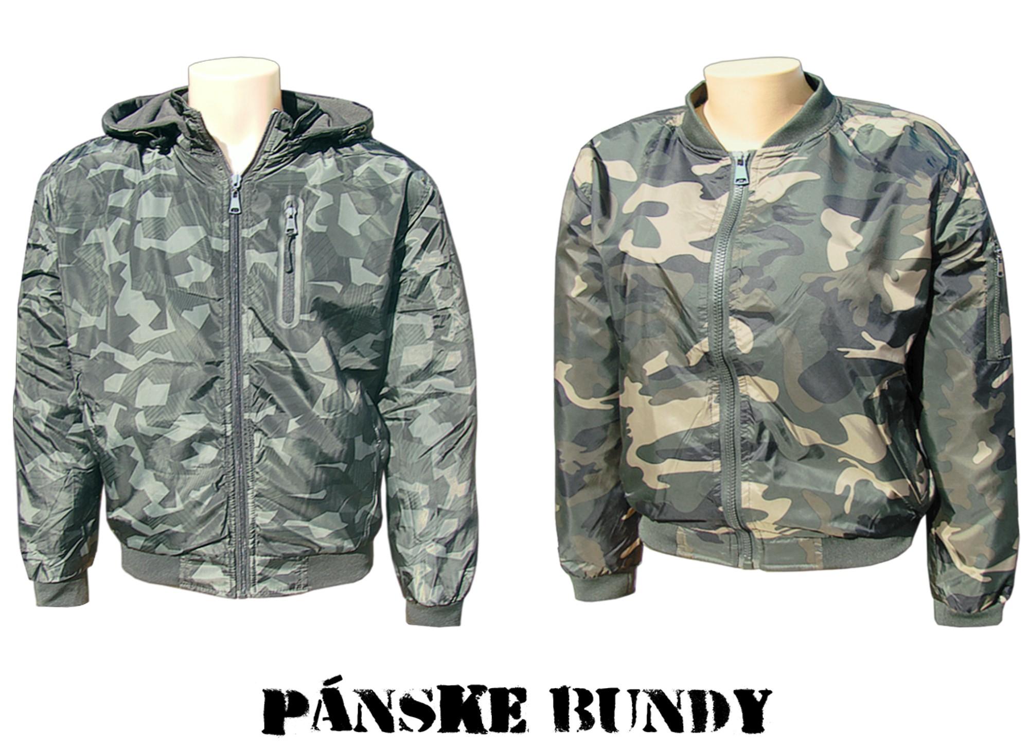 ... Pánske bundy akcia - online armyshop a veľkoobchod 70bbccbf716