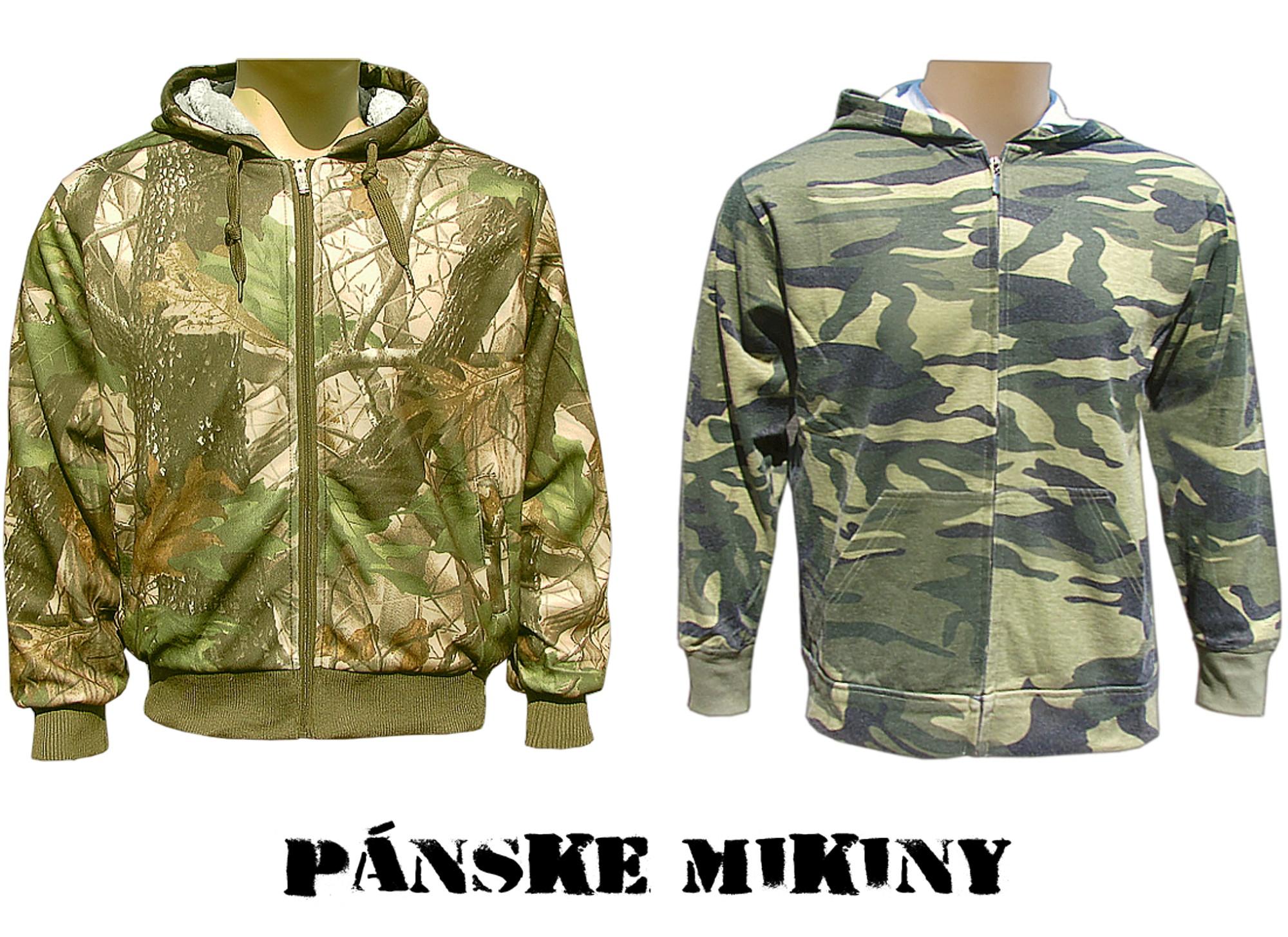 Lacné pánske mikiny - armyshop a veľkoobchod ... 3dbe5b90467