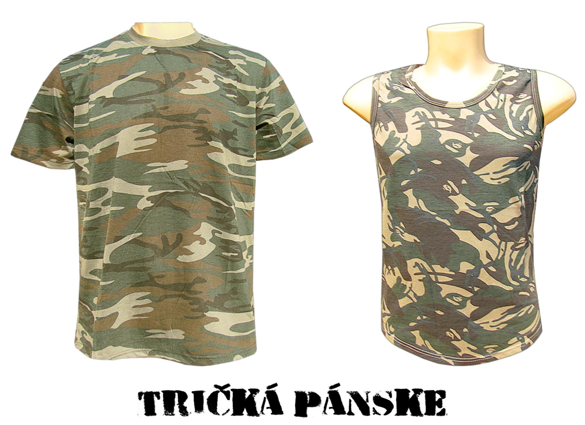 ad848d7d2129 Pánske tričká a tielka online- super cena- armyshop ...