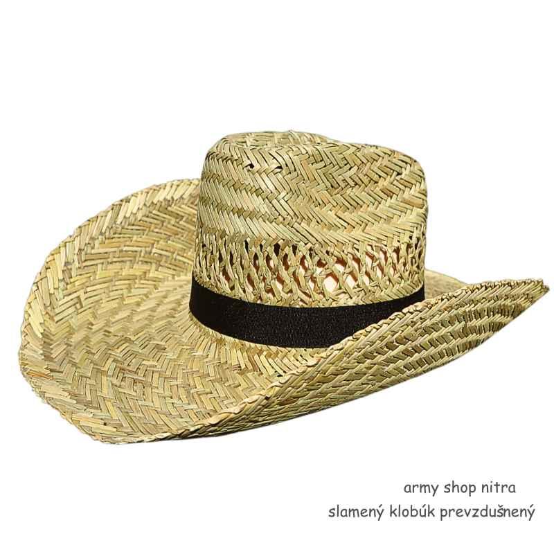 0285f8451 klobúk slamený prevzdušnený | army shop Nitra eshop a veľkoobchod