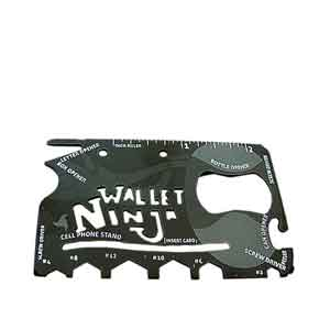Karta SURVIVAL WALLET NINJA