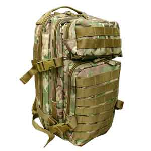 Batoh Outdoor Tactics camouflage multicam