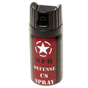 Slzný sprej Kaser MFH Defense CS Spray 40ml