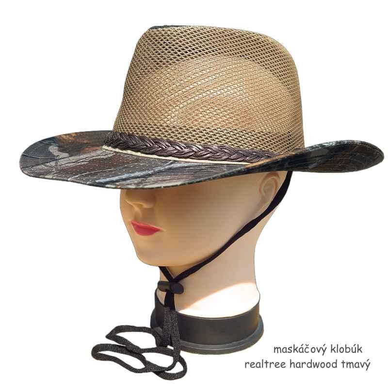 2b08f2502 maskáčový klobúk hardwood realtree tmavý | army shop Nitra eshop