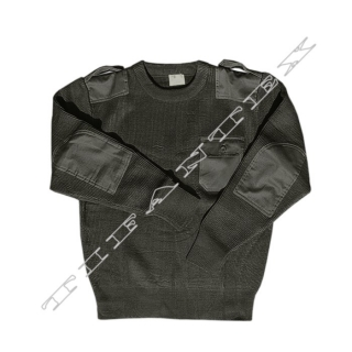 Sveter SWEATER black