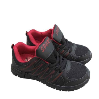 Botasky SPORT BLACK RED