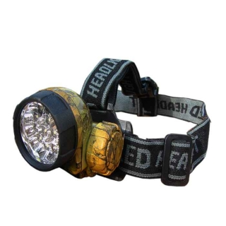 Čelovka 14 x LED Head Torch